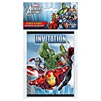 Marvel's Avengers Invitations [8 Per Package]