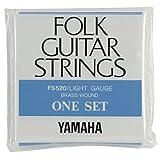 ヤマハ YAMAHA ライトゲージ フォークギター用セット弦 FS520 012~053インチ