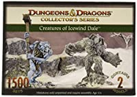 D and D Miniatures: Creatures of Icewind Dale
