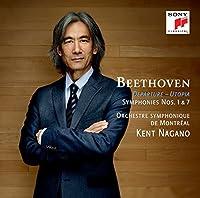 Beethoven: Symphonies No. 7 & No. 1 by Kent Nagano (2014-07-23)
