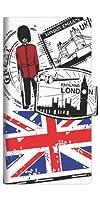 モト G5s XT1797 スマホケース 手帳型 カバー 574 LONDON 横開き【ノーブランド品】