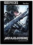 メタルギア ライジング キー アート 1000 ピース パズル