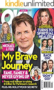 OK MAGAZINE (English Edition)