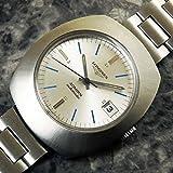 ロンジン LONGINES アドミラル 8581 アンティーク 時計 メンズ 1969年 中古品 [並行輸入品]