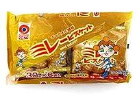 野村煎豆加工店 ミレービスケットキャラメル味 30g×6袋