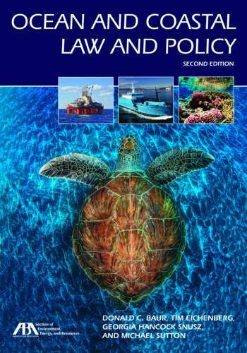 Download Ocean and Coastal Law and Policy 1627227431