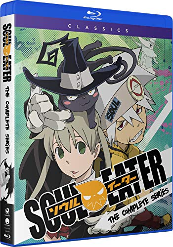Soul Eater: The Complete Series [Blu-ray]