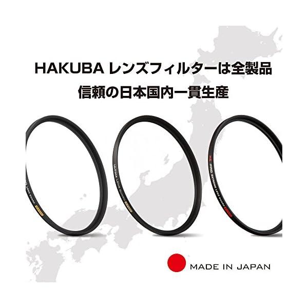 HAKUBA 58mm レンズフィルター 保護...の紹介画像4