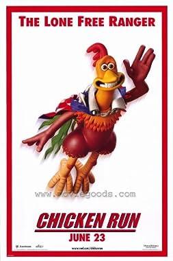 Chicken Run Cムービーポスター27x 40 Unframed 369917