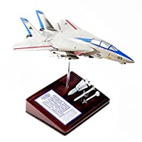 Mastercraft Collection Planes and Weapons Series Grumman F-14D TOMCAT Model Scale:1/62 [並行輸入品]