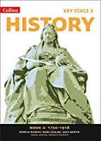 Collins Key Stage 3 History1750-1918 Book 2