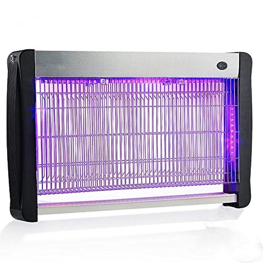 メジャー警戒排出LIXIONG 蚊ランプ 電気ショックタイプ LED ミュート 省エネ 家庭 レストラン 壁掛け (色 : #2, サイズ さいず : 4W-55.5*7*32CM)