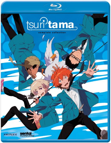 Tsuritama: Complete Collection [Blu-ray] [Import]の詳細を見る