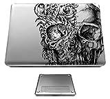 Best CELLBELL MacBook Proのケース - c0565 - Cool Fun Trendy skeleton floral walking Review