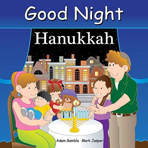 Good Night Hanukkah (Good Night Our World) (English Edition)