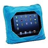 ゴーゴーピロー 3in1タブレット用クッションケース GoGo Pillow 寝室 ベッド ソファ ネック ピロー 旅行 車 枕 タブレット