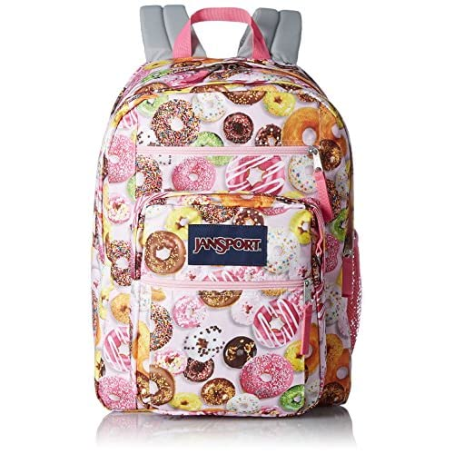 [ジャンスポーツ] JANSPORT BIG STUDENT TDN709Y 09Y (Multi Donuts)