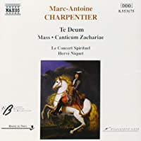 Te Deum by CHARPENTIER (1997-05-13)