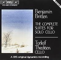 Britten - Cello Suites (1990-03-09)