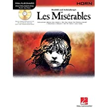 Les Miserables Selections For French Horn BK/CD