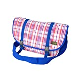 「メトロポリススタイル - RWB」多用途のメッセンジャーバッグ/ショルダー バッグ