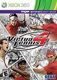 Virtua Tennis 4 (輸入版) - Xbox360