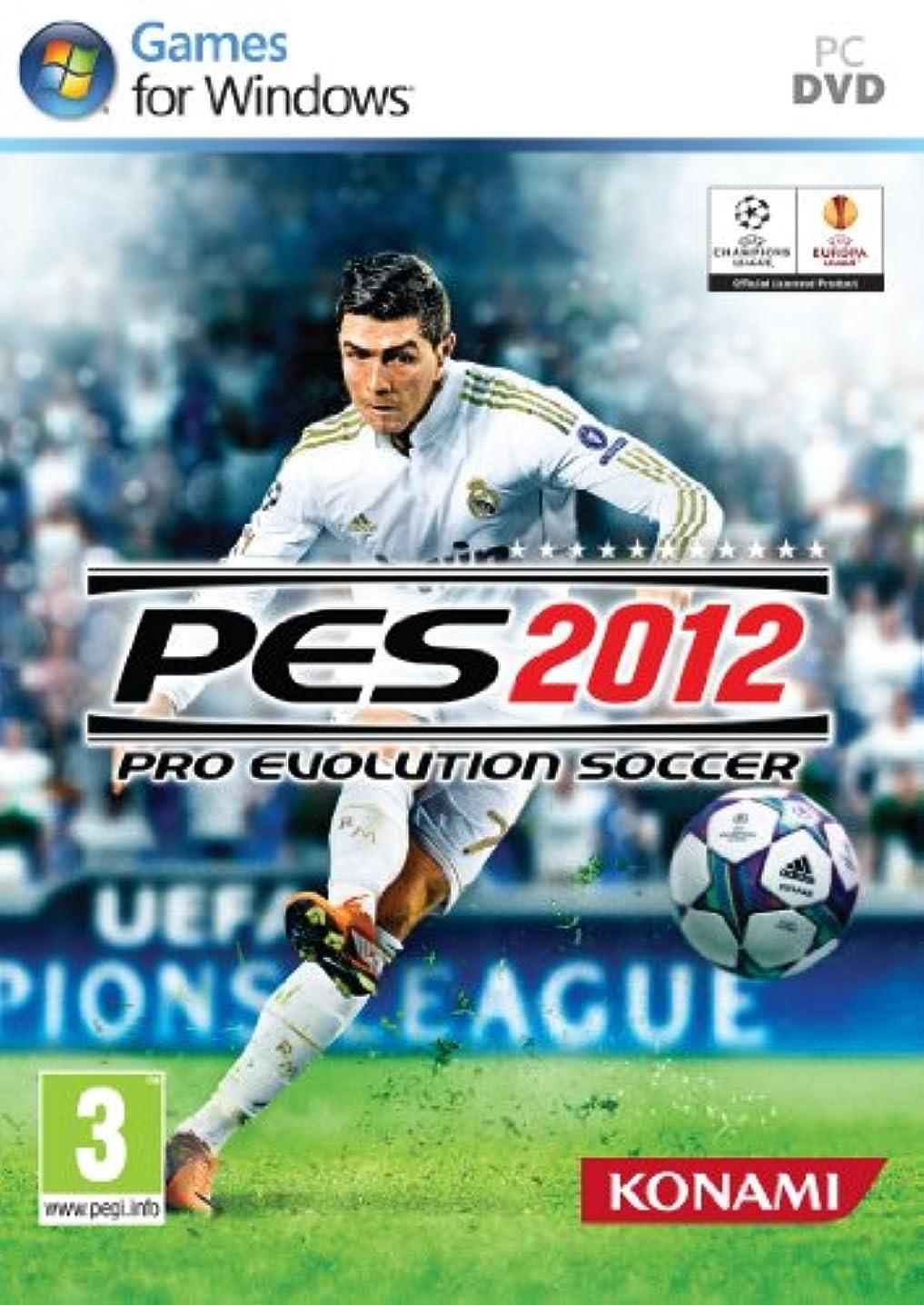 制裁生き物必要条件Pro Evolution Soccer 2012 (輸入版 EU)