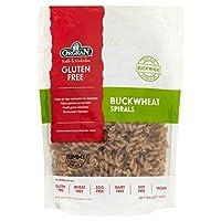 Orgranグルテンフリーのそばには、250グラムのスパイラル (x 4) - Orgran Gluten Free Buckwheat Spirals 250g (Pack of 4) [並行輸入品]