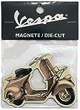 VESPA CONTOURED FRIDGE MAGNET/vespa 125(1949)