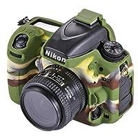 カメラアクセサリー NikonD750用ソフトシリコン保護ケース (色 : Color1)