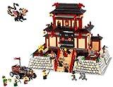 レゴ (LEGO) 世界の冒険シリーズ ゴールデンドラゴンの城 7419