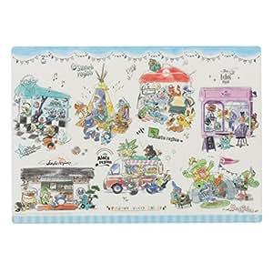 ポケモンセンターオリジナル プレースマット Pokémon World Market