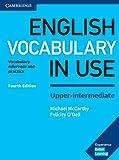 English Vocabulary in Use. Upper-intermediate. 4th Edition…
