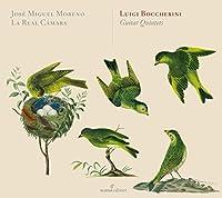 Luigi Boccherini: Guitar Quintets by Jose Miguel Moreno