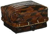 山下工芸(Yamasita craft) 茶染アジロケース 金具付 71022501