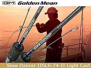 ゴールデンミーン(Golden Mean) GM SLOW DANCER II SLS-74-II Light Cast