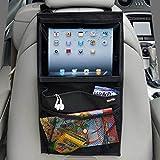バッグおむつバッグベビーキッズカーシートIpadのバッグをぶら下げの1pcsオートバックカーシート主催ホルダーマルチポケット旅行ストレージ