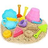 Newislandお出かけ砂場遊びセット  アフタヌーンティーおままごと お風呂用9点知恵玩具