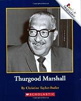 Thurgood Marshall (Rookie Biographies)