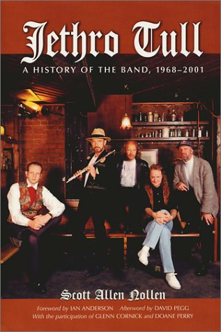 Download Jethro Tull: A History of the Band, 1968-2001 0786411015