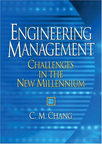 Download Engineering Management: Challenges in the New Millennium 0131446789