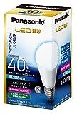 パナソニック LED電球 口金直径26mm 電球40W形相当 昼光色相当(4.4W) 一般電球・広配光タイプ 密閉形器具対応 LDA4DGK40ESW