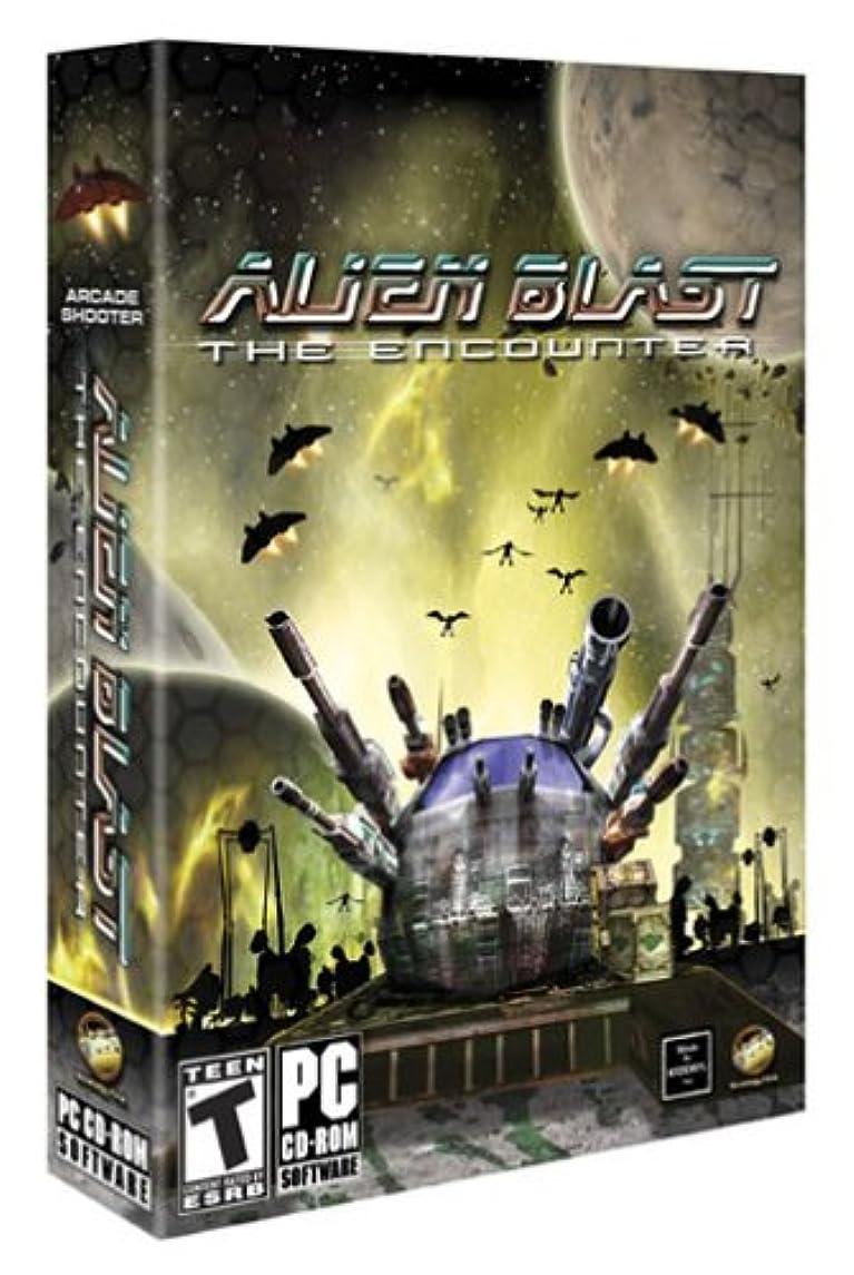 楕円形カスタム運河Alien Blast: The Encounter (輸入版)