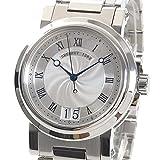 [ブレゲ]Breguet 腕時計 マリーン・ラージデイト 5817ST/12/SMO 中古[1245648]