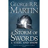 A Storm of Swords: Steel and Snow [Part 1]: Book 3