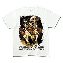 山田くんと7人の魔女 フルカラーTシャツ2000 B柄 サイズ:L