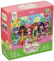 Ceaco Strawberry Shortcake Friends & Pets Puzzle (60 Pieces) [Floral] [並行輸入品]