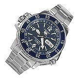 [セイコー]SEIKO 日本製 made in japan メンズ ウォッチ 腕時計 セイコー5 ファイブスポーツ ダイバーウォッチ 自動巻き オートマチック SKZ209J [並行輸入品]
