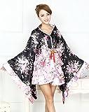 【ケーセブン】☆Kseven☆ 和服 ミニ コスプレ 浴衣 上着 ショート かわいい 羽織 おしゃれ 派手 コーデ イベント 撮影 部屋着 蝶々