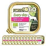 FORZA10 犬用総合栄養食 エブリデイビオウェット ビーフ150g×12缶